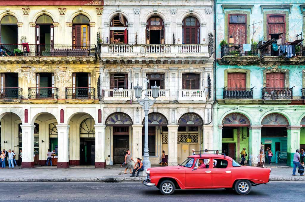 La Habana, Cuba, as one of the New7Wonders Cities