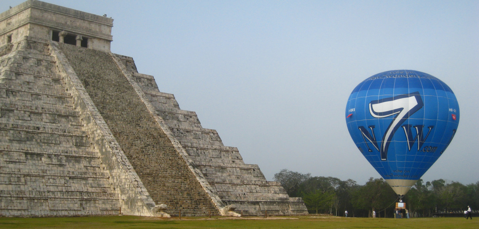 seven wonders of the works