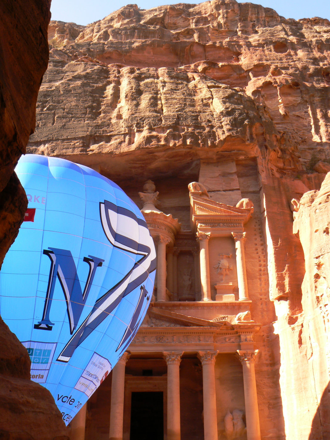 Petra New7wonders Of The World
